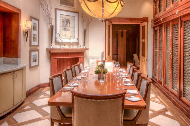 Downtown San Diego Restaurant Fine Dining The Grant Grill